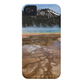 YELLOWSTONE NATIONAL PARK, GRAND PRISMATIC iPhone 4 CASES