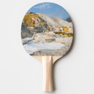Yellowstone National Park Ping Pong Paddle