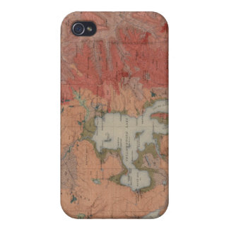 Yellowstone National Park iPhone 4 Cases