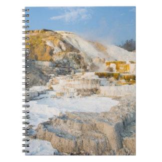 Yellowstone National Park Notebook