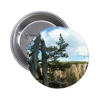Yellowstone national park photography button