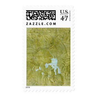 Yellowstone National Park Postage