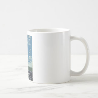 Yellowstone National Park ranger Coffee Mug