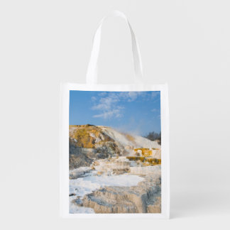 Yellowstone National Park Reusable Grocery Bags