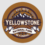 Yellowstone National Park Stickers