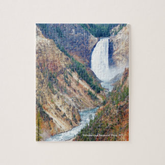 Yellowstone National Park, WY Jigsaw Puzzle