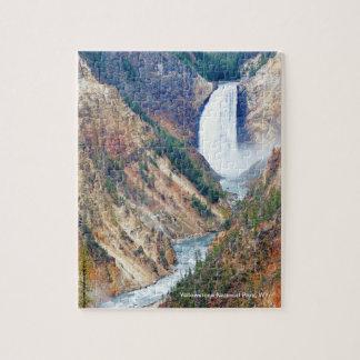 Yellowstone National Park, WY Jigsaw Puzzle