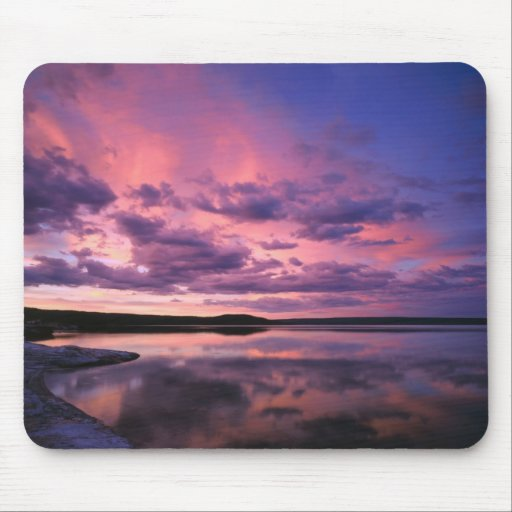 Yellowstone National Park, Wyoming. USA. Mouse Pad