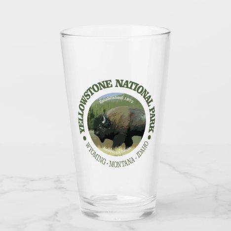 Yellowstone NP (buf) Glass
