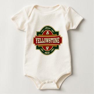 Yellowstone Old Label Baby Bodysuit