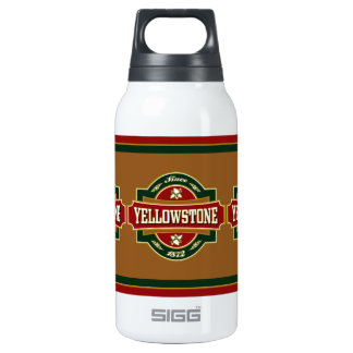 Yellowstone Old Label Insulated Water Bottle