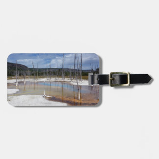 Yellowstone: Opalescent Pool Bag Tag