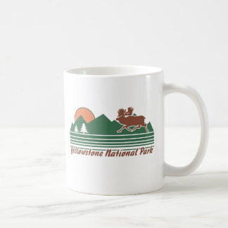 Yellowstone Park Coffee Mug