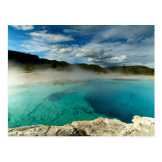 Yellowstone Postcard