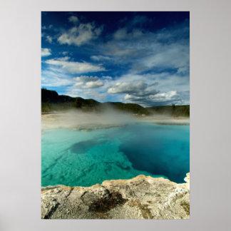 Yellowstone Póster