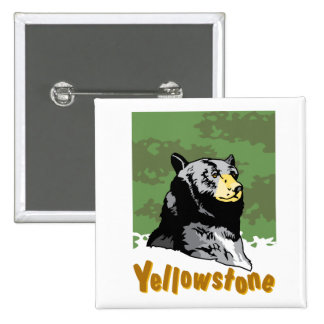 Yellowstone Poster Button