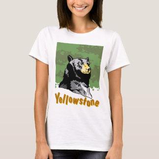 Yellowstone Poster T-Shirt