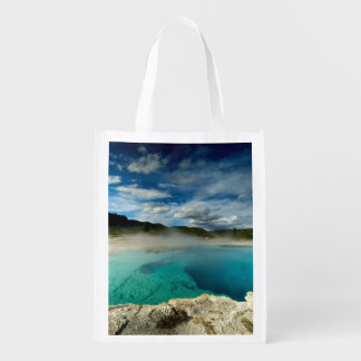 Yellowstone Reusable Grocery Bag