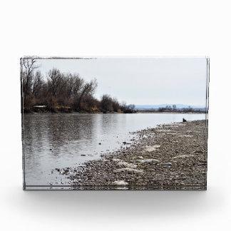 Yellowstone River Acrylic Award