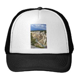 Yellowstone River Canyon Trucker Hat
