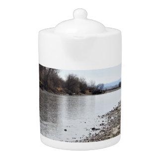 Yellowstone River Teapot