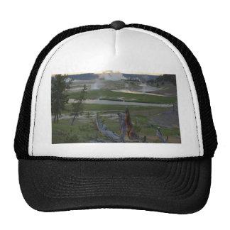 Yellowstone Sunsets Trucker Hat