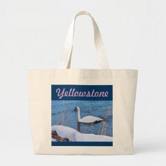 Yellowstone Swan Bag