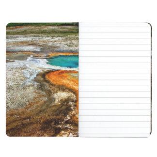 Yellowstone Thermal Pool Journal