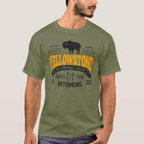 Yellowstone Vintage Gold T-Shirt