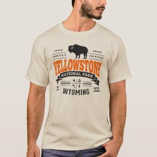Yellowstone Vintage Orange T-Shirt