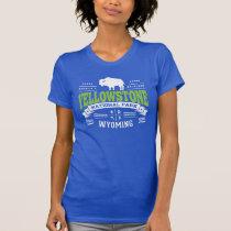 Yellowstone Vintage Spring Green T-Shirt