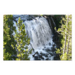 Yellowstone Waterfall Photo Print