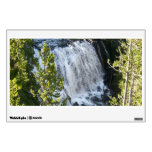 Yellowstone Waterfall Wall Decal