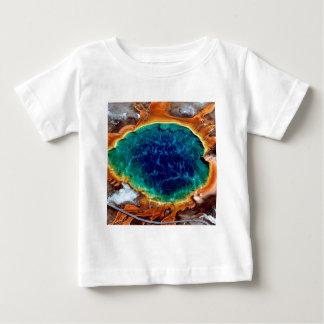 Yellowstone Wyoming Baby T-Shirt