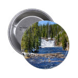 Yellowstone Wyoming Buttons