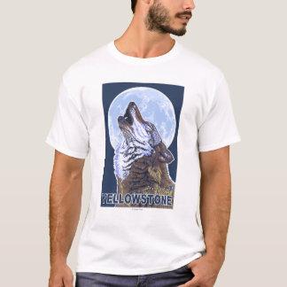YellowstoneHowling Wolf T-Shirt