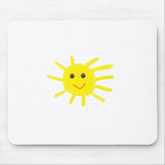 yellowsun mousepad