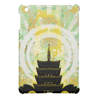 yellowz of the temple iPad mini cases