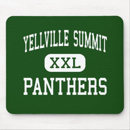 Yellville Summit - Panthers - High - Yellville Mouse Mat