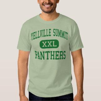 Yellville Summit - Panthers - High - Yellville Tee Shirt