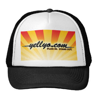 YellYo Sunrise Hat