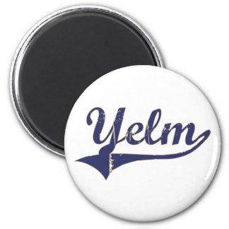 Yelm Washington Classic Design Refrigerator Magnets
