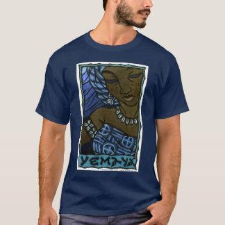 Yemaya Basic Dark Tee Shirt