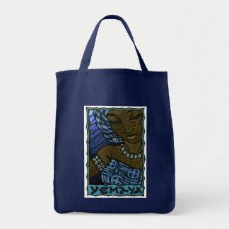 Yemaya Grocery Tote Bag
