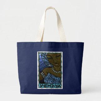 Yemaya Jumbo Tote Bag