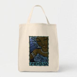 Yemaya Organic Grocery Tote Bag