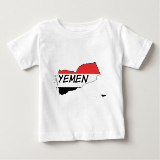 Yemen Baby T-Shirt