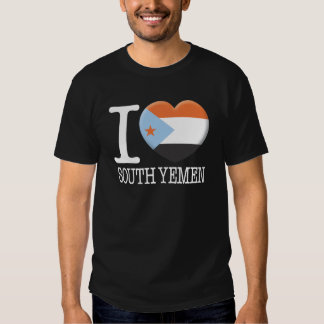 Yemen del sur 2 remera