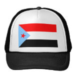 Yemen del sur Flag (1967) Gorros
