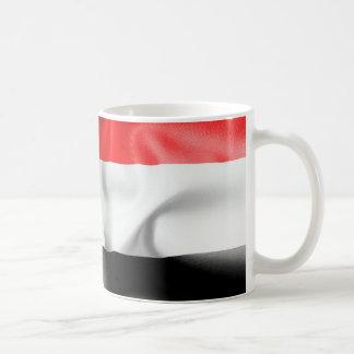 Yemen Flag Classic Coffee Mug